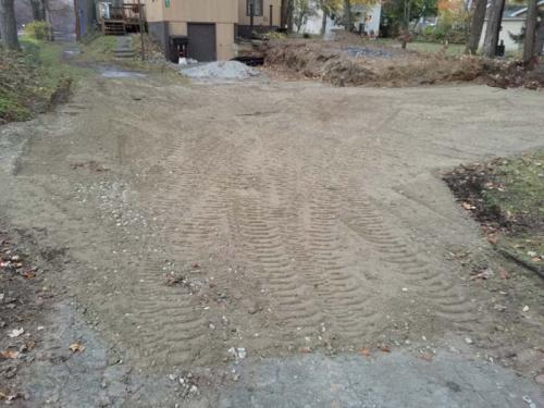 Driveway - After