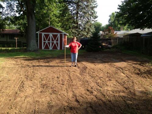 Yard Repair